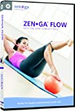 Stott Pilates Zen Ga Flow DVD with the Mini Stability Ball