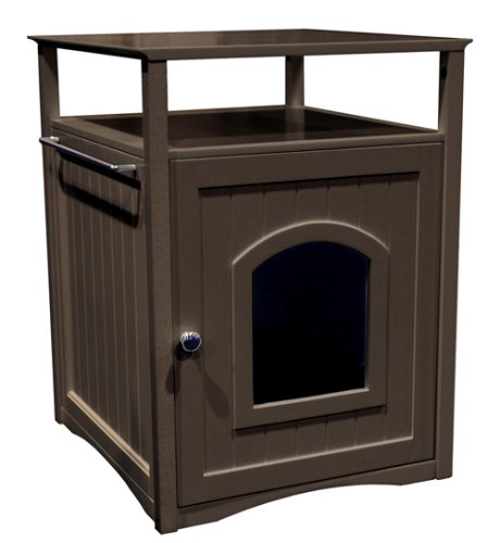 Merry Pet Cat Washroom/Night Stand Pet House front-637889
