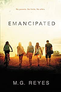 Emancipated by M. G. Reyes ebook deal