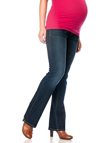 Motherhood Indigo Blue Secret Fit Belly Boot Cut Maternity Jeans