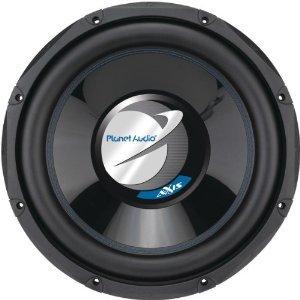 Planet Audio Px10 10 800W Car Audio Subwoofer Sub 800 Watt