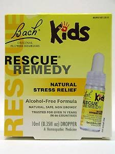 Bach Flower Remedies Rescue Remedy Kids -- 0.35 fl oz
