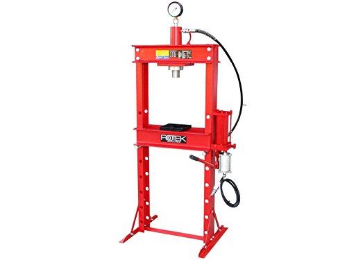 Rotek-20t-Werkstattpresse-WZWP-020MPV-manuell-und-pneumatisch