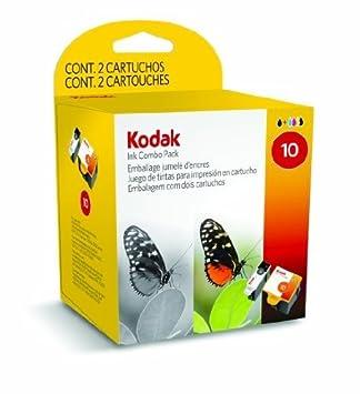 2 Cartouche d'encre pour Imprimante Kodak ESP 5250 - Noir / Colour