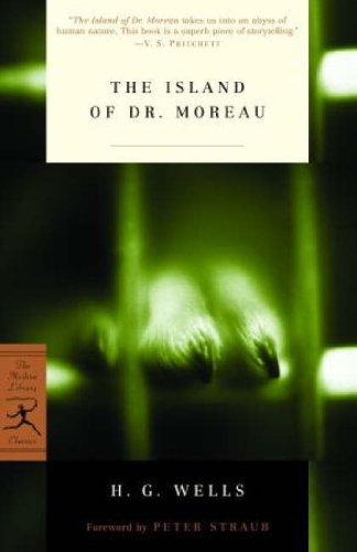The Island of Dr. Moreau (Modern Library Classics)