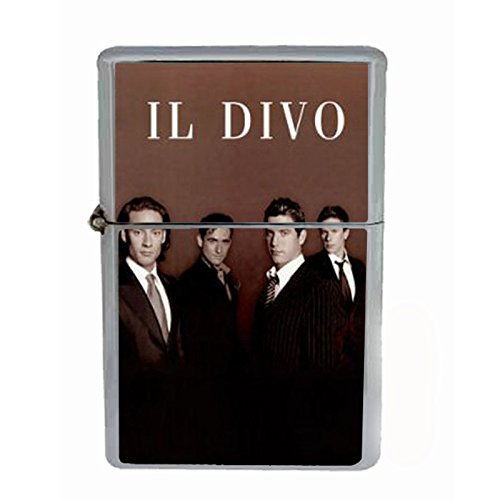 Il Divo Great Photo Dual Torch Lighter D-541