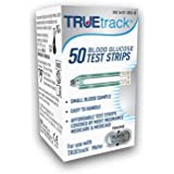 TRUEtrack-Test Strips 50 Count Box