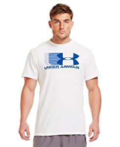 Under Armour Shirt No Speed Limit T - Camiseta de running, color blanco, talla L
