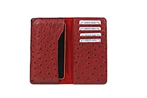 99 Maple pu leather pouch for Celkon C779