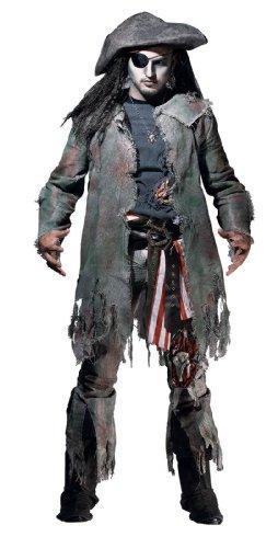 Barnacle Bill Costume - Medium - Chest Size 42-44