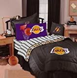 NBA Los Angeles Lakers - Denim Window Valance