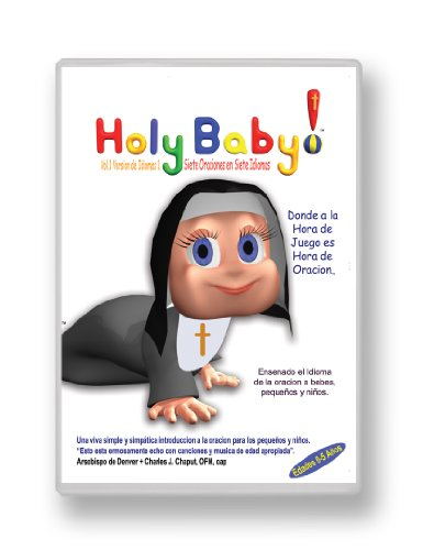 Holy Baby! Volume 2 Jesus Loves Me, He Is the Bread of Life on DVD