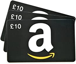 Amazon.co.uk £10 Gift Cards - 3-Pack (Generic)