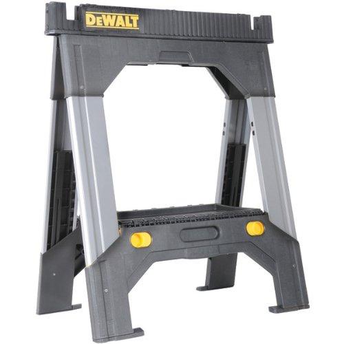 DEWALT DWST11031 Adjustable Leg Sawhorse (Dewalt Slide Miter Saw compare prices)
