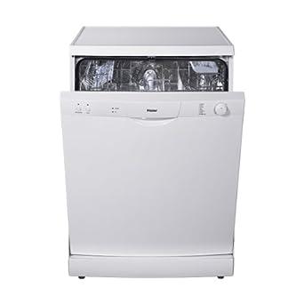 Haier DW12 TFE 2F Lave Vaisselle Pose Libre 60 cm Nombre de Couverts: 12 49 dB Classe: A