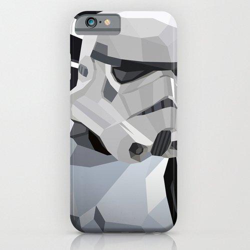 iPhone6ケース society6(ソサエシティシックス) Storm ストームトルーパー スターウォーズ  デザイナーズiPhoneケース 正規輸入品