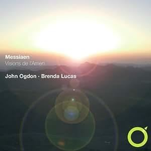 Messiaen John Ogdon Brenda Lucas Visions De LAmen