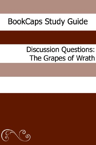 BookCaps - Discussion Questions: The Grapes of Wrath