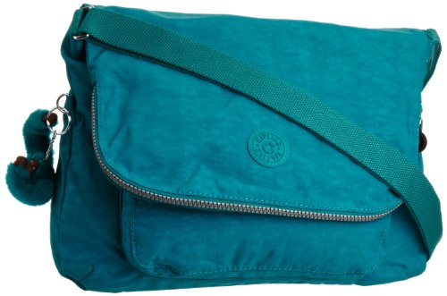 Kipling Women'S Cammie Small Shoulder Bag Blue Teal 52
