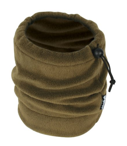 Jack Pyke Fleece Neck Gaiter - Green