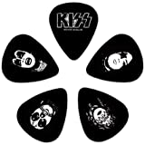 Planet Waves KISS Guitar Picks, KISS, 10 pack, Medium