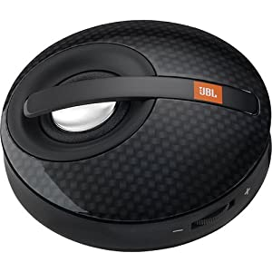 JBL OnTour Micro 3.5mm Aux Portable Speaker (Black)