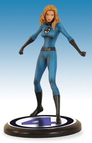 Premier Collection: Sue Storm Invisible Woman Statue - Buy Premier Collection: Sue Storm Invisible Woman Statue - Purchase Premier Collection: Sue Storm Invisible Woman Statue (Diamond Select, Toys & Games,Categories,Action Figures,Statues Maquettes & Busts)