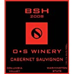 "2008 O S Winery ""BSH"" Columbia Valley 750 mL"