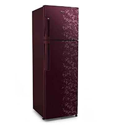 Whirlpool Neo Ic275 Royal Double-door Refrigerator (262 Ltrs, 4 Star Rating, Wine Exotica)