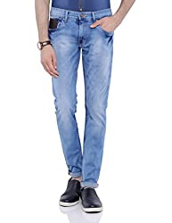 Bandit Light Blue Slim fit Jeans