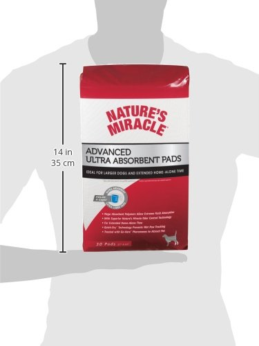 Nature S Miracle Absorbent Pads For Litter Boxes