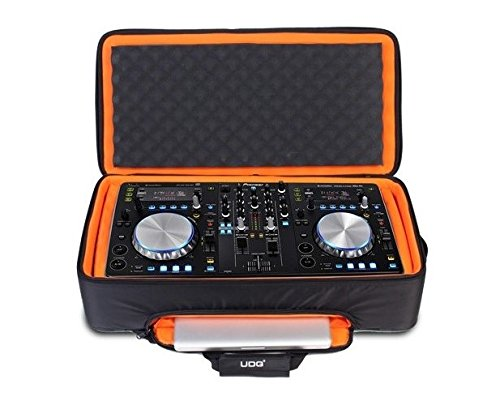 Cheapest Prices! UDG U9104BL/OR Ultimate Pioneer DDJ-SX/SR/S1/T1 MIDI Controller Backpack