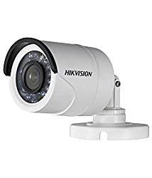 Hikvision DS-2CE16D0T-IRP Full HD1080P(2MP) CCTV Camera with Nightvision,White