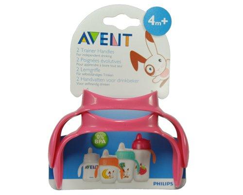 AVENT-Magic-Griffe-2er-Set-fr-Philips-AVENT-rosa-0-BPA-ergonomisch-geformt