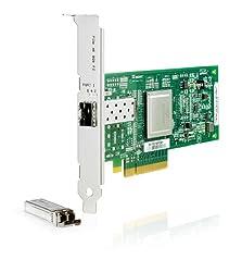 HP STORAGEWORKS 81Q PCI-E FC H Adapter AK344A