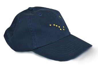 alaska state flag low profile baseball hat