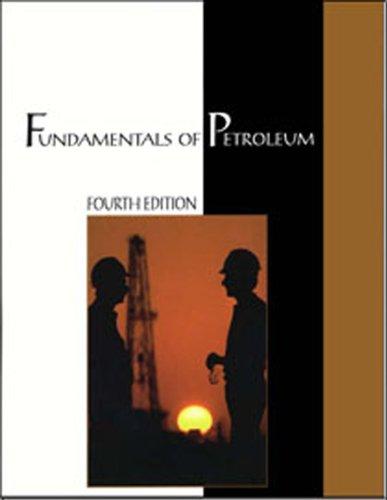Fundamentals of Petroleum