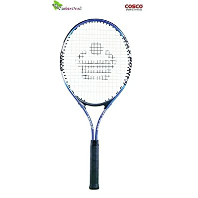 Cosco Max Power Strung Tennis Racquet