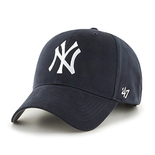MLB New York Yankees Infant '47 Basic MVP Adjustable Hat, Home Color (Kids Yankee Hat compare prices)