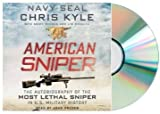 AMERICAN SNIPER Audiobook:By Chris Kyle: American Sniper CD [Audiobook, Unabridged]