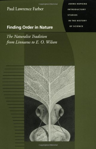 Finding Order in Nature: The Naturalist Tradition from...
