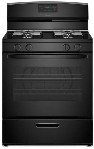 Amana-51-cu-ft-Gas-Range-in-Black