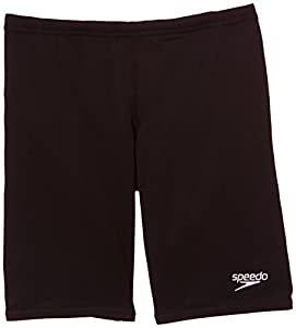 Speedo Boys' Essentials Endurance+ Jammer - Black, 30""