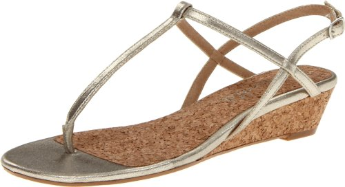 Splendid Women'S Edgewood Wedge Sandal,Gold,6 M Us front-937672