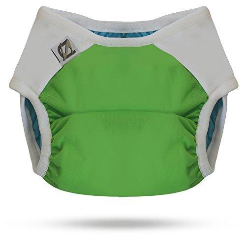 Super Undies Hybrid Undies Shell, Green, Medium (20-35 lbs)