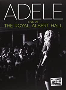 Adele: Live at The Royal Albert Hall [DVD + CD]