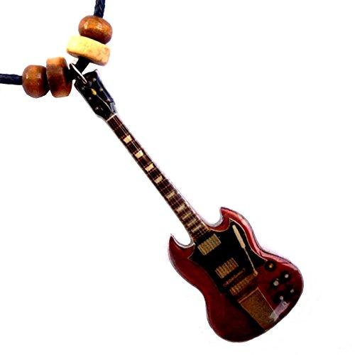 Collana in metallo - AC / DC Angus Young Diavoletto Rossa