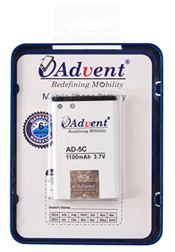 Advent-AD-5C-1100mAh-Battery