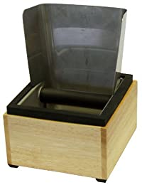 Rattleware 97420 Maple Knock Box Set with Splash Guard
