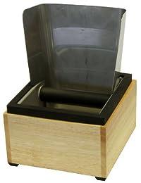 Rattleware 97420 Maple Knock Box Set with Splash Guard